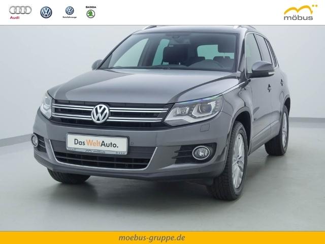 Volkswagen Tiguan 2.0 TDI BMT DSG Life 4Motion, Jahr 2013, Diesel