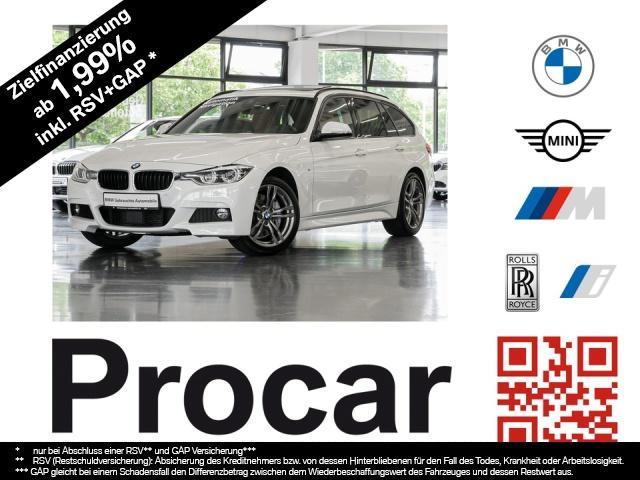 BMW 335d xDrive Touring M Sport Aut ACC Pano NavPro, Jahr 2017, Diesel