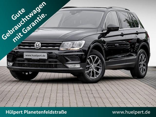 Volkswagen Tiguan 2.0 4Motion Comfort DSG NAVI AHK PANO STHZ ALU17 FRONT ASSIST ALU17, Jahr 2016, Benzin