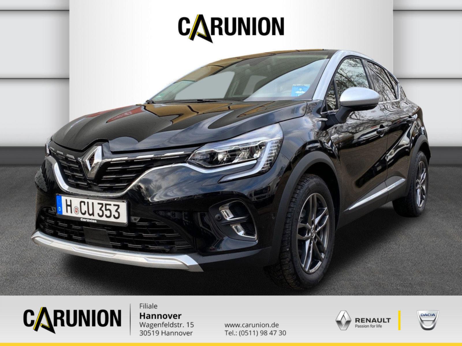 Renault Captur EDITION ONE TCe 155 EDC GPF, Jahr 2019, Benzin