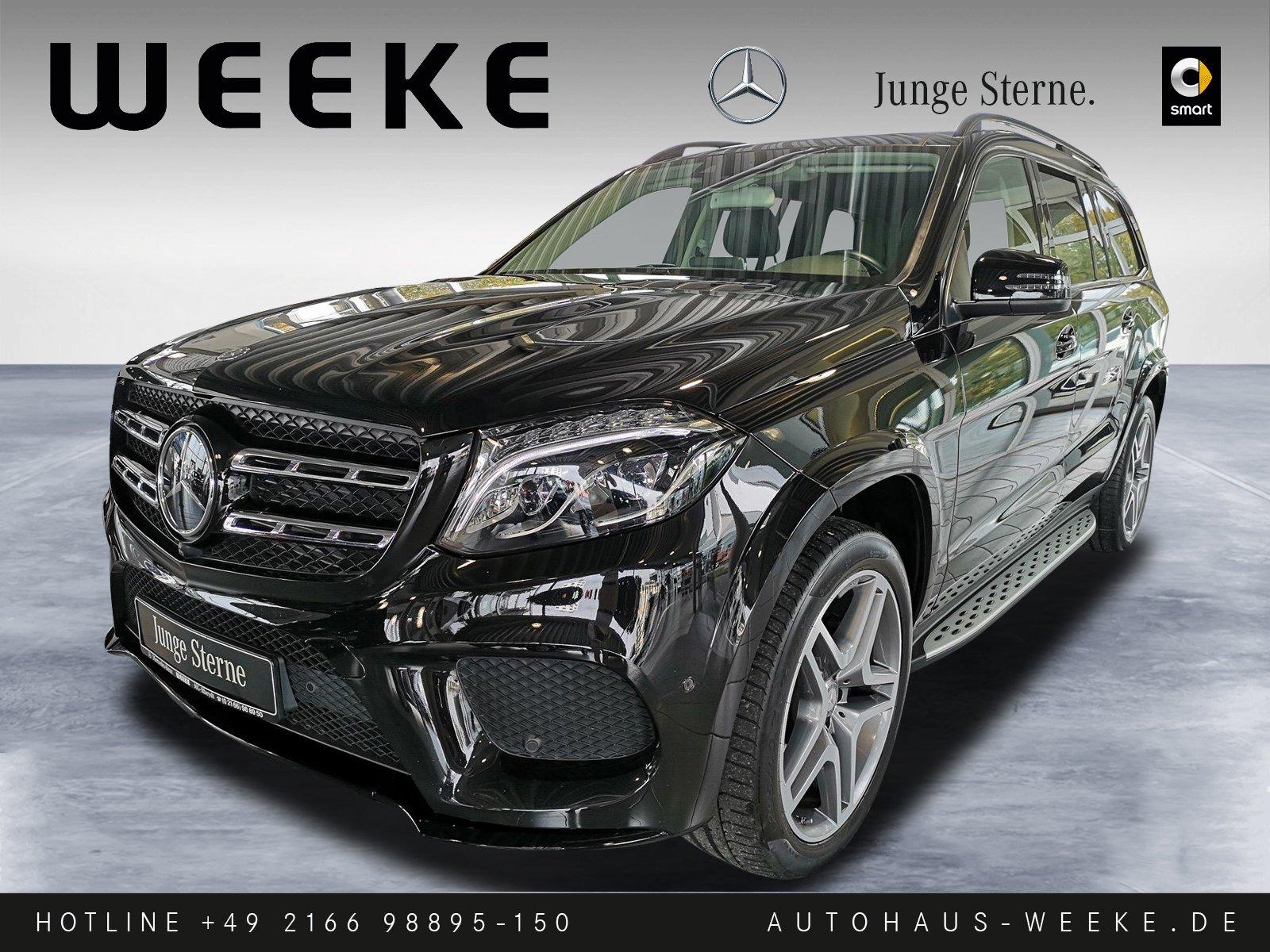 Mercedes-Benz GLS 350 d 4M AMG+AHK+PANORAMA-SD+360°CAM+DISTRON, Jahr 2016, Diesel
