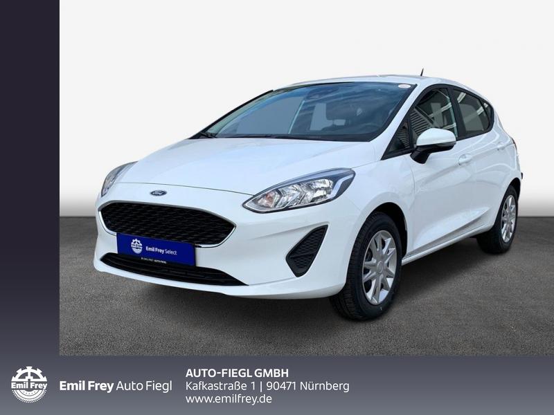 Ford Fiesta 1.1 TREND 63 kW, 5-türig, Jahr 2019, Benzin