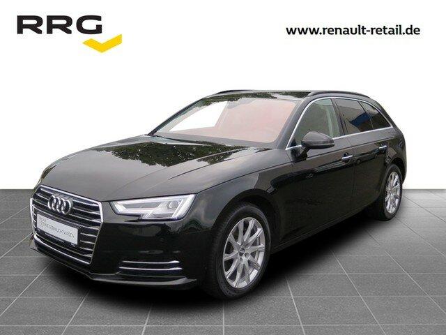 Audi A4 Avant 2.0 TDI Automatik, Jahr 2017, Diesel