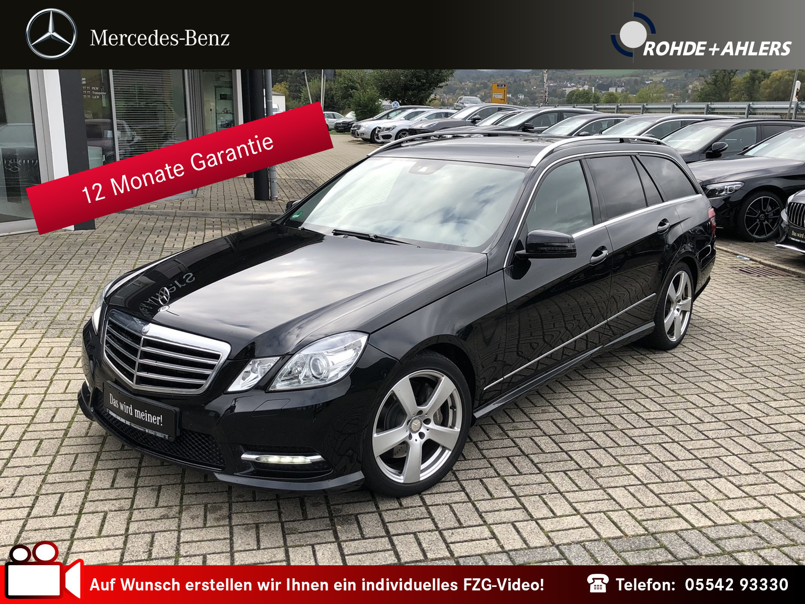 Mercedes-Benz E 350 T CDI AMG+LEDER+KAMERA+XENON+NAVI+SCHIEBED, Jahr 2013, Diesel