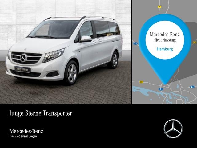 Mercedes-Benz V 220 CDI AVANTGARDE Lang Panorama Kamera Comand, Jahr 2017, Diesel