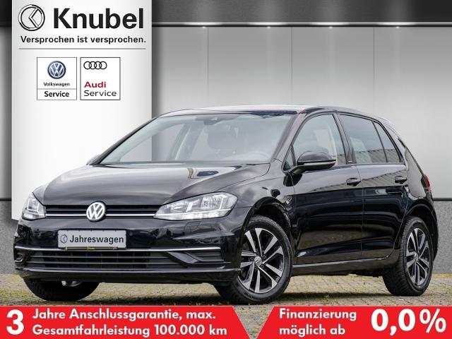 Volkswagen Golf VII IQ.DRIVE 1.0 TSI Navi*SHZ*Alu*BlindSpot, Jahr 2019, Benzin