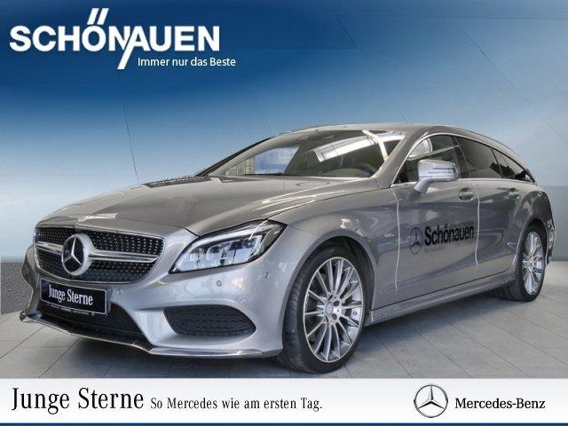 Mercedes-Benz CLS 350d SB AMG HARMAN+360°+COMAND+DISTR+MEMORY, Jahr 2014, Diesel