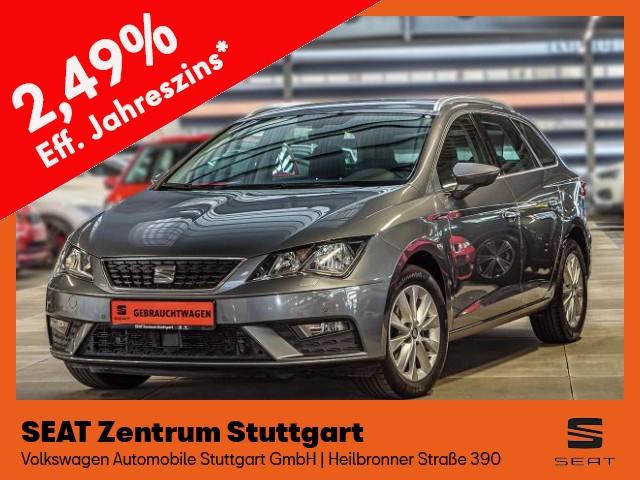 Seat Leon Sportstourer Style 2.0 TDI, Jahr 2017, Diesel