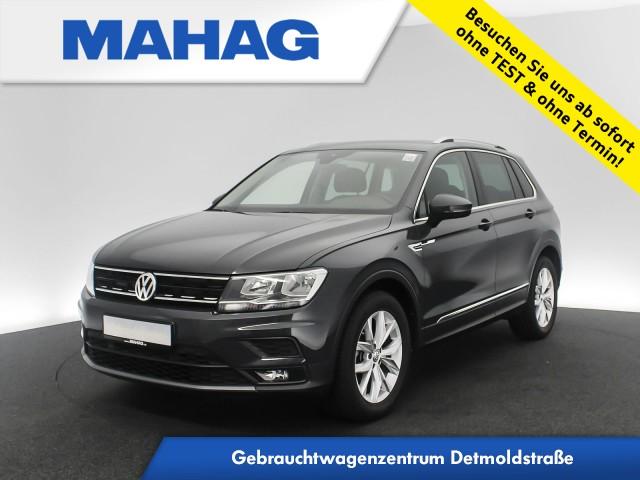 "Volkswagen Tiguan 1.4 TSI Comfortline Pano ActiveInfo Navi ACC TopPaket 18"" 6-Gang, Jahr 2018, petrol"