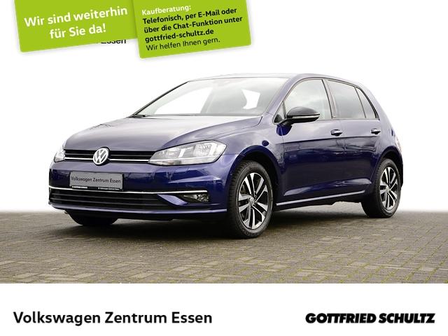 Volkswagen Golf IQ DRIVE 1,0 TSI PDC ACC APP-CONNECT ALU16, Jahr 2019, Benzin