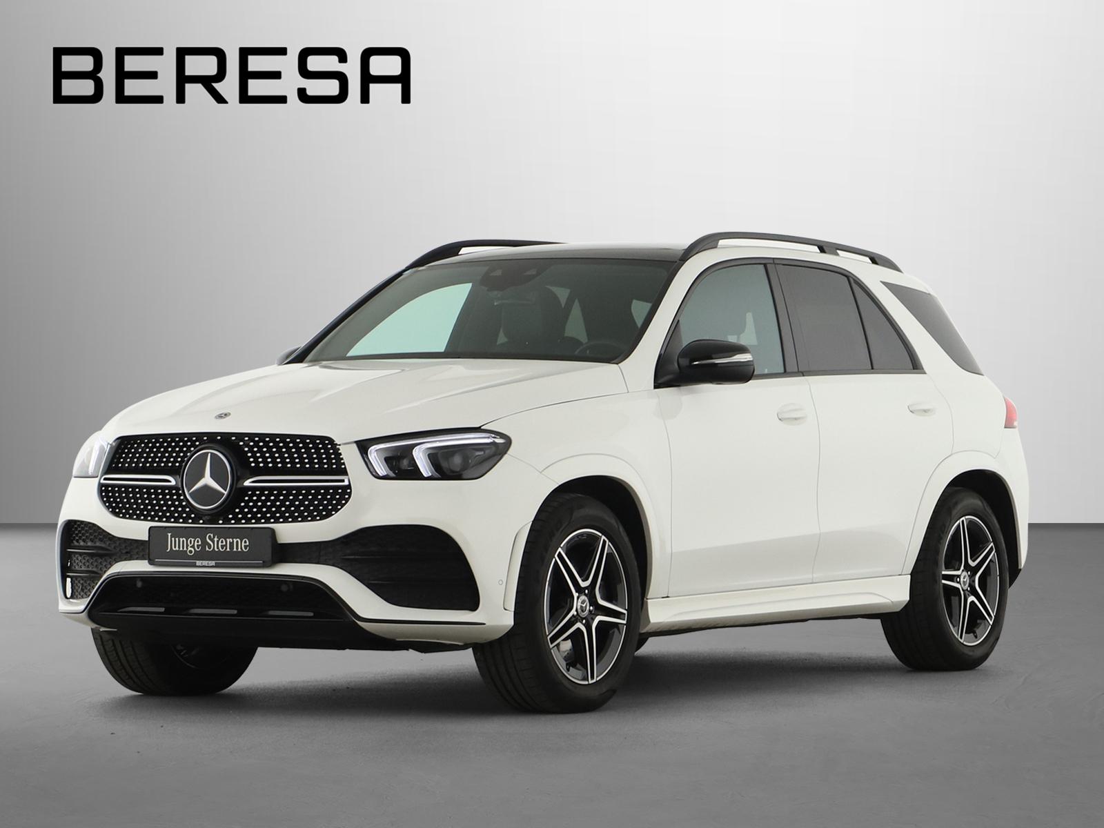 Mercedes-Benz GLE 450 4M AMG Fahrassist. Pano.-Dach Night LED, Jahr 2020, Benzin