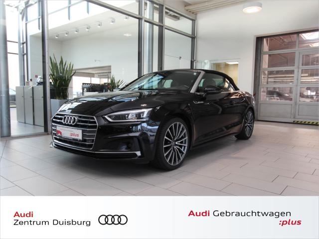 Audi A5 Cabriolet 2.0 TDI sport S line S tronic ACC, Jahr 2017, Diesel