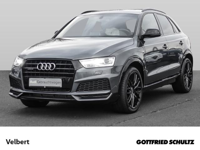 Audi Q3 SPORT 2.0 TFSI S-TRONIC+NAVI+PANO+S-LINE+SHZ, Jahr 2017, Benzin