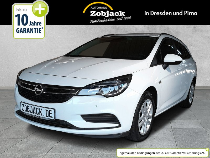 Opel Astra-K ST Edition 1.4T S/S Navi,PDC,LHZ, Jahr 2016, Benzin