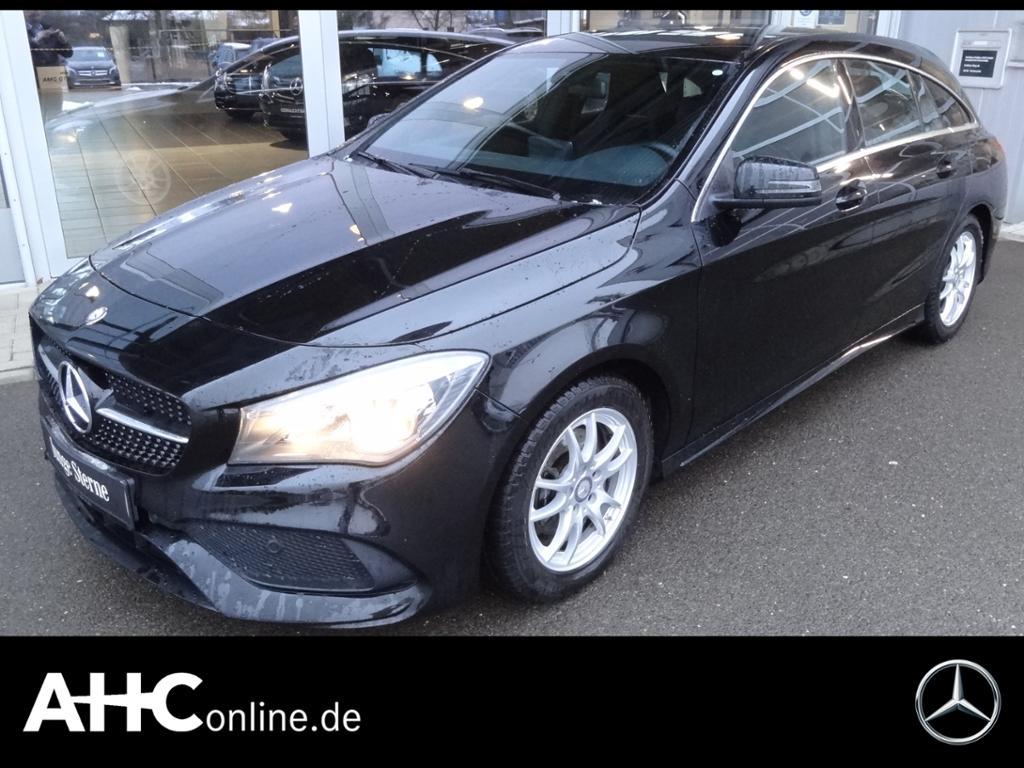 Mercedes-Benz CLA 180 Shooting Brake AMG LINE+AHK+Scheckheft, Jahr 2016, Benzin