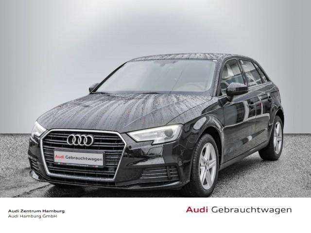 Audi A3 Sportback 1,0 TFSI 6-Gang STANDHEIZ NAVI SITZHEIZ, Jahr 2016, Benzin