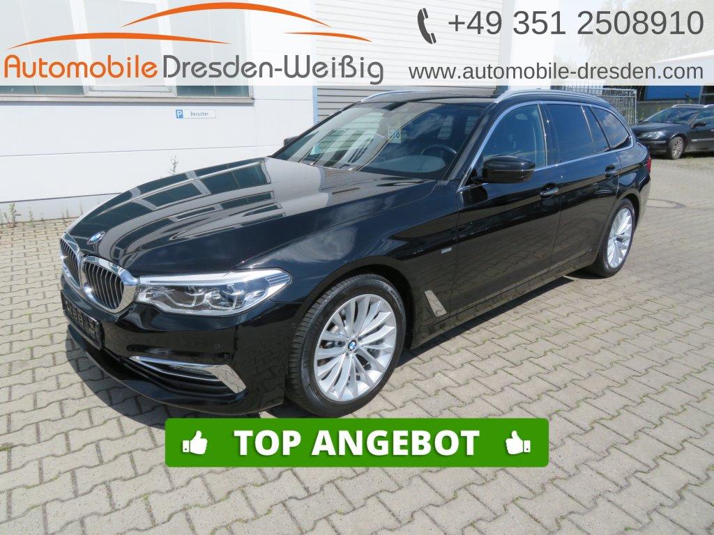 BMW 530 d Touring Luxury Line*Navi Prof*ACC*Pano*H&K, Jahr 2018, Diesel