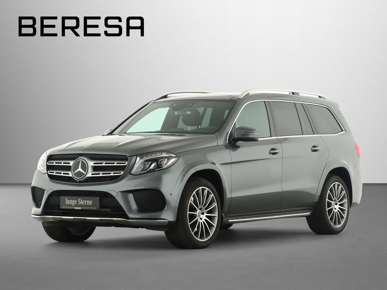 Mercedes-Benz GLS 350 d 4M AMG Harman Comand Fahrassist., Jahr 2017, Diesel