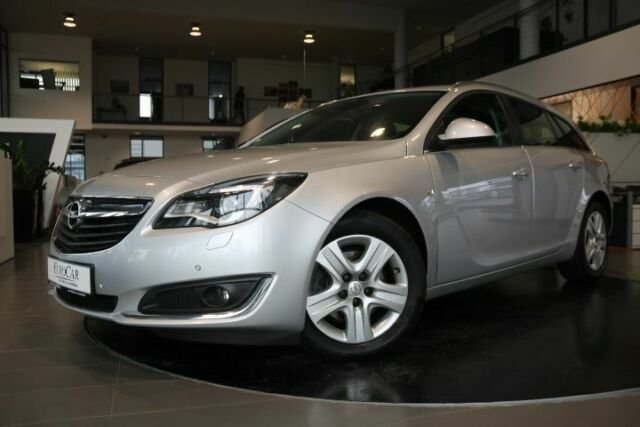 Opel Insignia Edition 2.0 CDTI Navi Shzg ParkP. BergA, Jahr 2015, Diesel