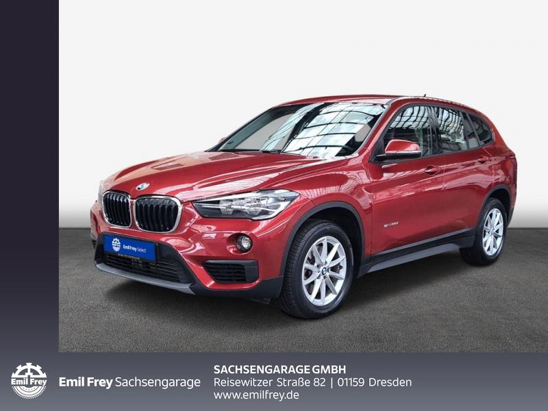 BMW X1 sDrive20i Aut. Advantage RFCam Sitzhzg., Jahr 2018, Benzin