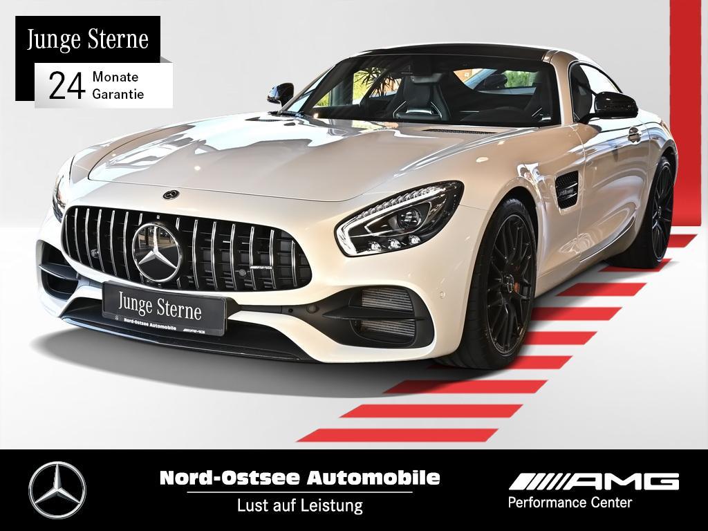 Mercedes-Benz AMG GT S Comand Kamera Pano designo Burmester, Jahr 2017, Benzin