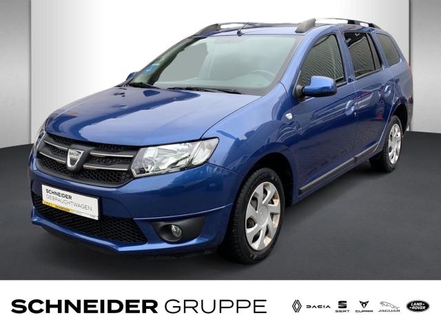 Dacia Logan II MCV LAUREATE 1.2 16V LPG KLIMA+ZV+NAVI, Jahr 2015, Benzin