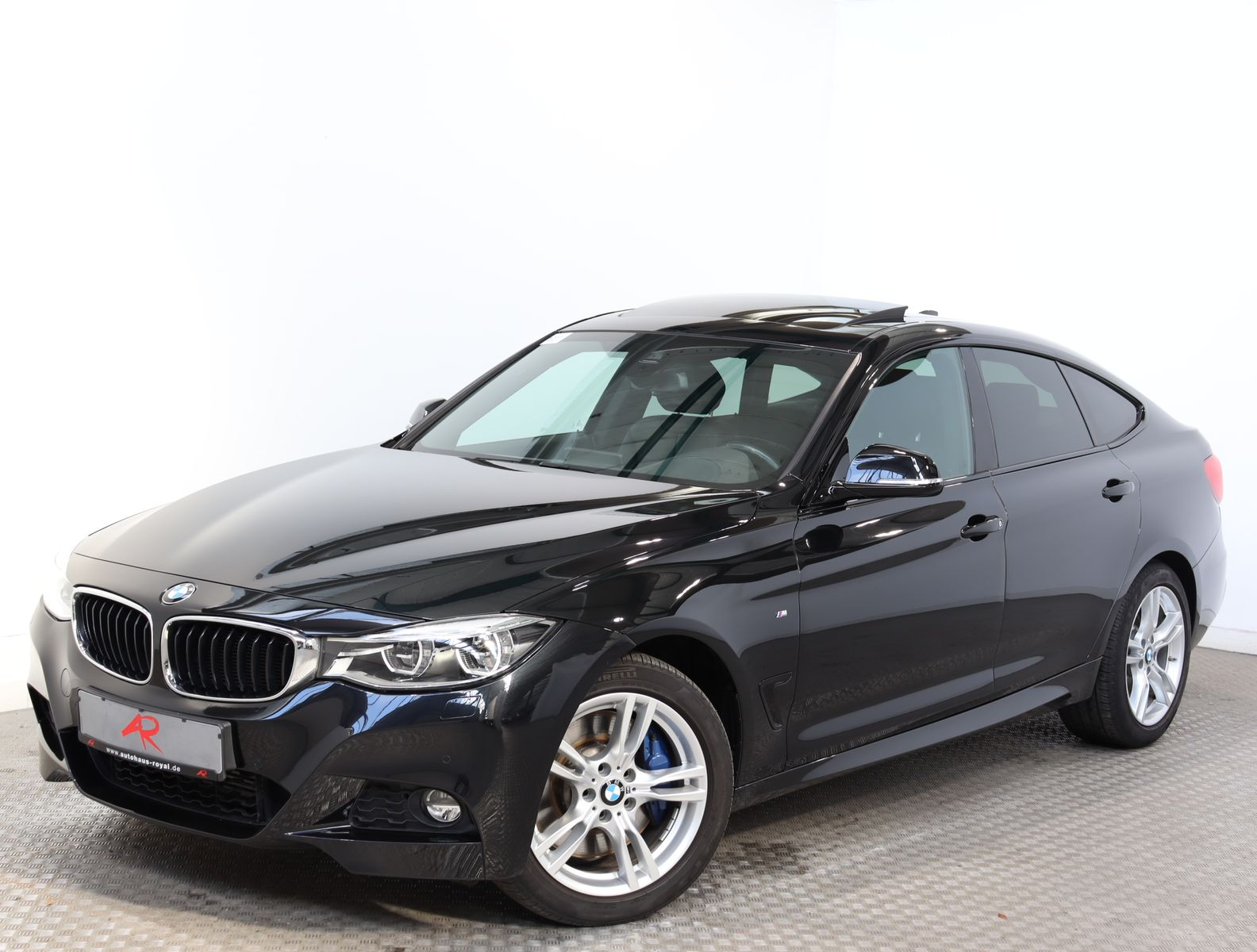 BMW 330 Gran Turismo d xDrive SAG M SPORT HEADUP,H/K, Jahr 2017, Diesel