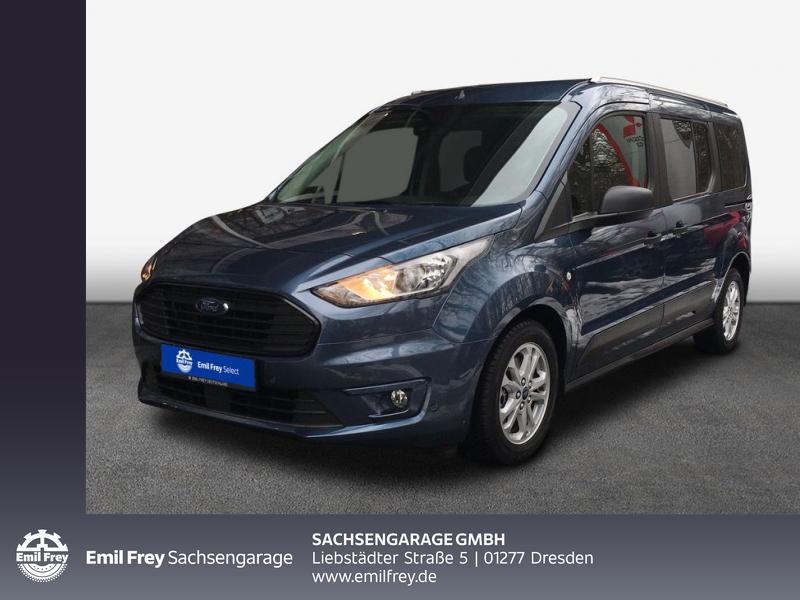 Ford Grand Tourneo Connect 1.5 EcoBlue Trend Navi 7-Sitze, Jahr 2019, Diesel