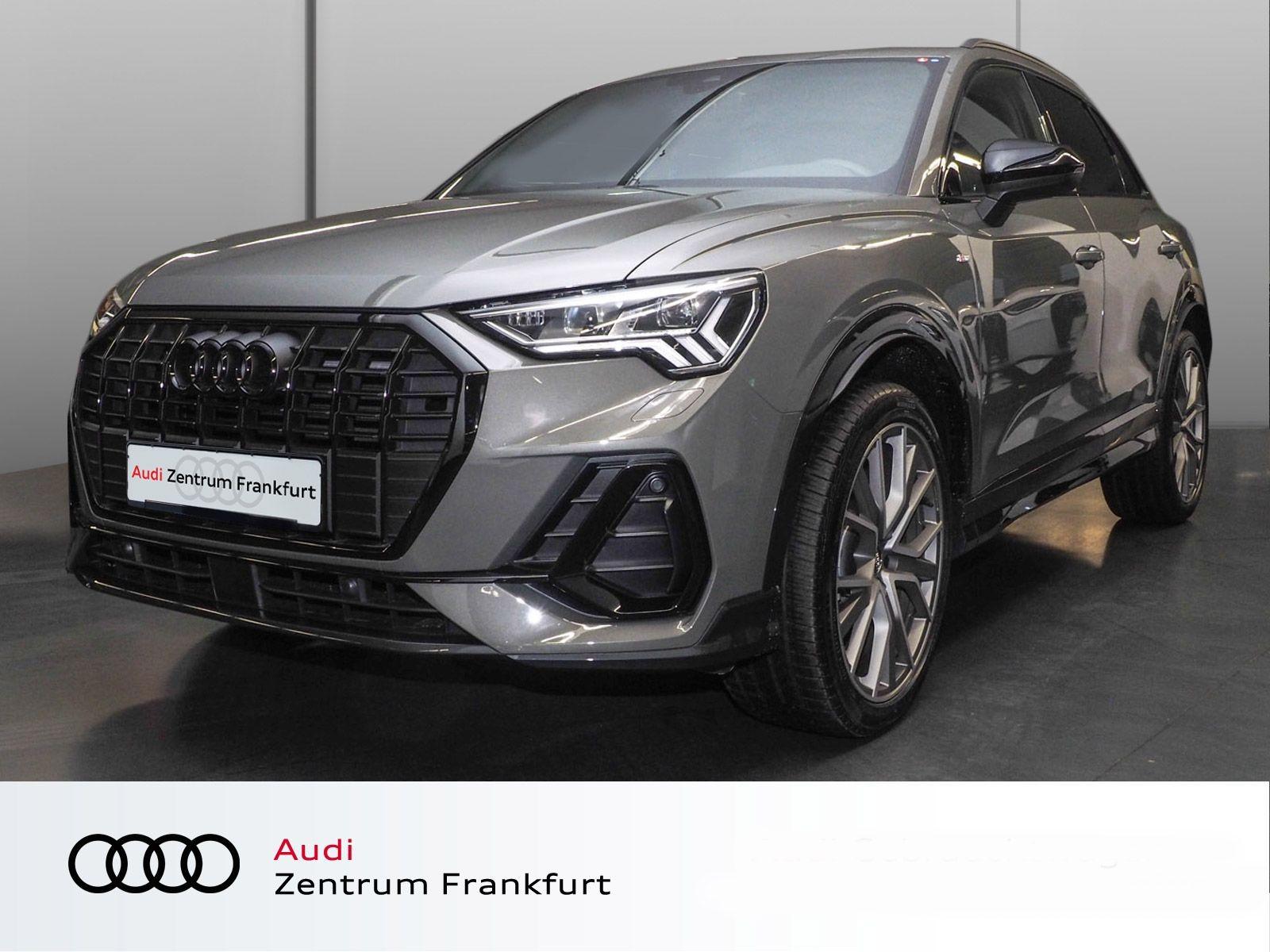 Audi Q3 35 TFSI S tronic S line Matrix-LED Navi Tempomat, Jahr 2021, Benzin