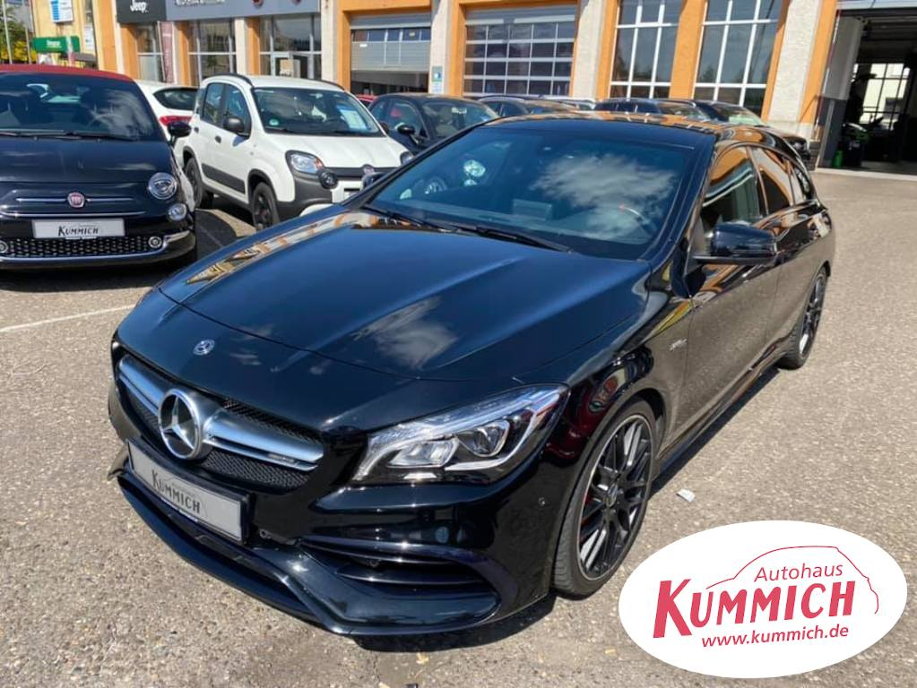 Mercedes-Benz CLA 45 AMG Shooting Brake Navi/Auto 380PS, Jahr 2017, Benzin
