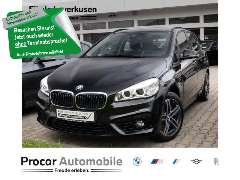 BMW 225xe iPerformance Sport Line Head-Up HiFi LED, Jahr 2017, Hybrid