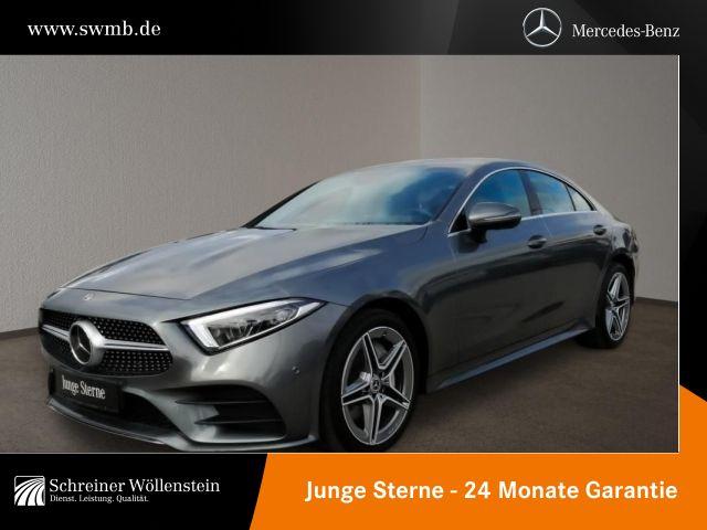 Mercedes-Benz CLS 400 d 4M AMG*FAP*COMAND*Wide*Mbeam*GSD*360*, Jahr 2020, Diesel