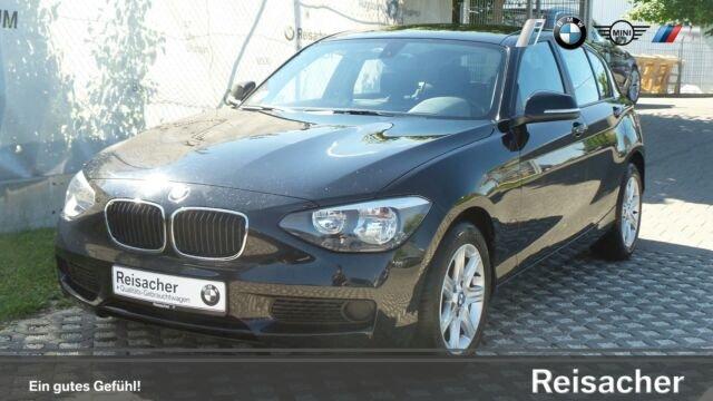 """BMW 116i 5trg, Radio Prof.16""""LM, PDC,SHZ,Klimaautom, Jahr 2013, Benzin"""
