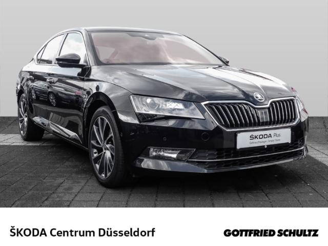 Skoda Superb 2.0 TDI Lim. L&K Laurin & Klement, Jahr 2018, Diesel