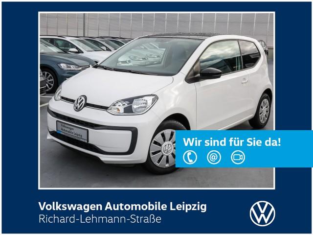 Volkswagen up! move up! 1.0 *Klima*Radio*, Jahr 2017, Benzin