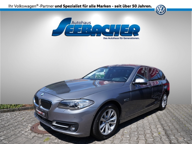 BMW 528 i Touring *Navi*Kamera*Leder*Pano-Dach*, Jahr 2013, Benzin
