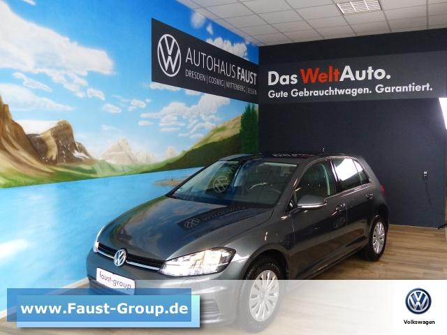 Volkswagen Golf VII CompositionMedia PDC KLIMA Bluetooth, Jahr 2020, Diesel