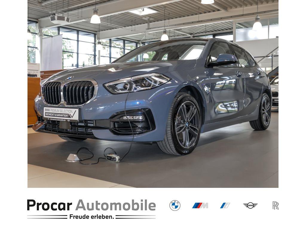 BMW 116 finanzieren