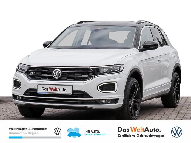 Volkswagen T-Roc 1.5 TSI DSG R-Line United LED Navi Beats 19LM PDC App, Jahr 2020, Benzin