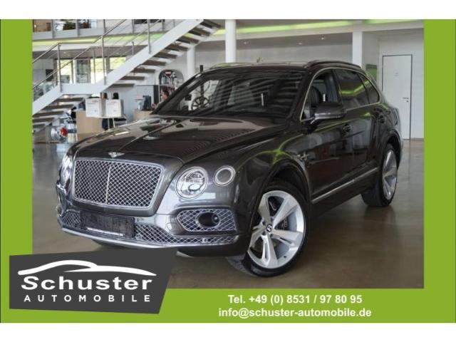 Bentley Bentayga 6.0 W12 4WD ACC Massage Keyl. Head-Up Klimasitze e-Sitze, Jahr 2016, Benzin