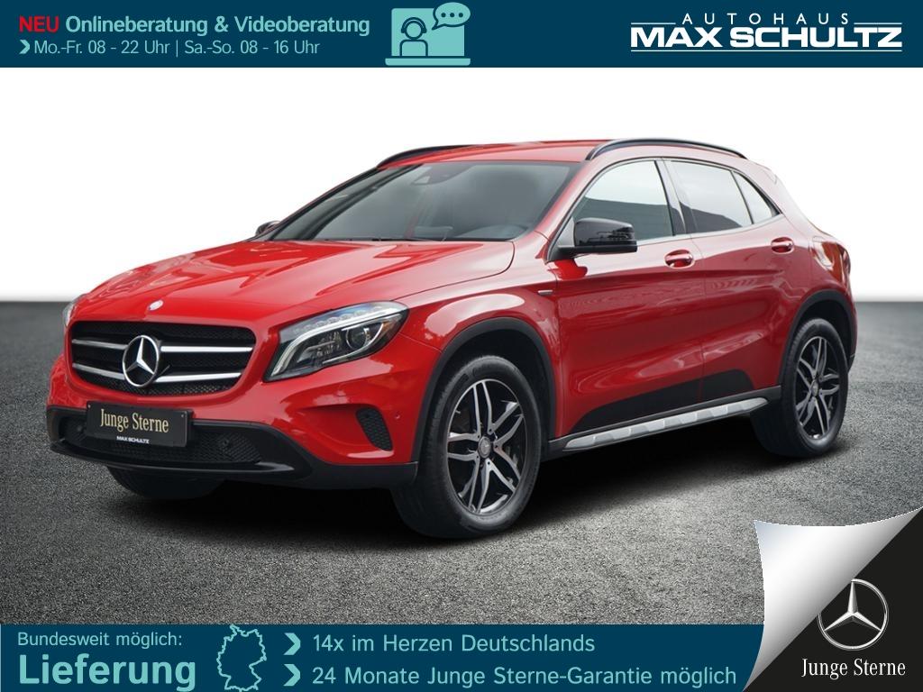 Mercedes-Benz GLA 200 d 4M Urban*Night*LED*Standhz*Navi*PDC, Jahr 2017, Diesel