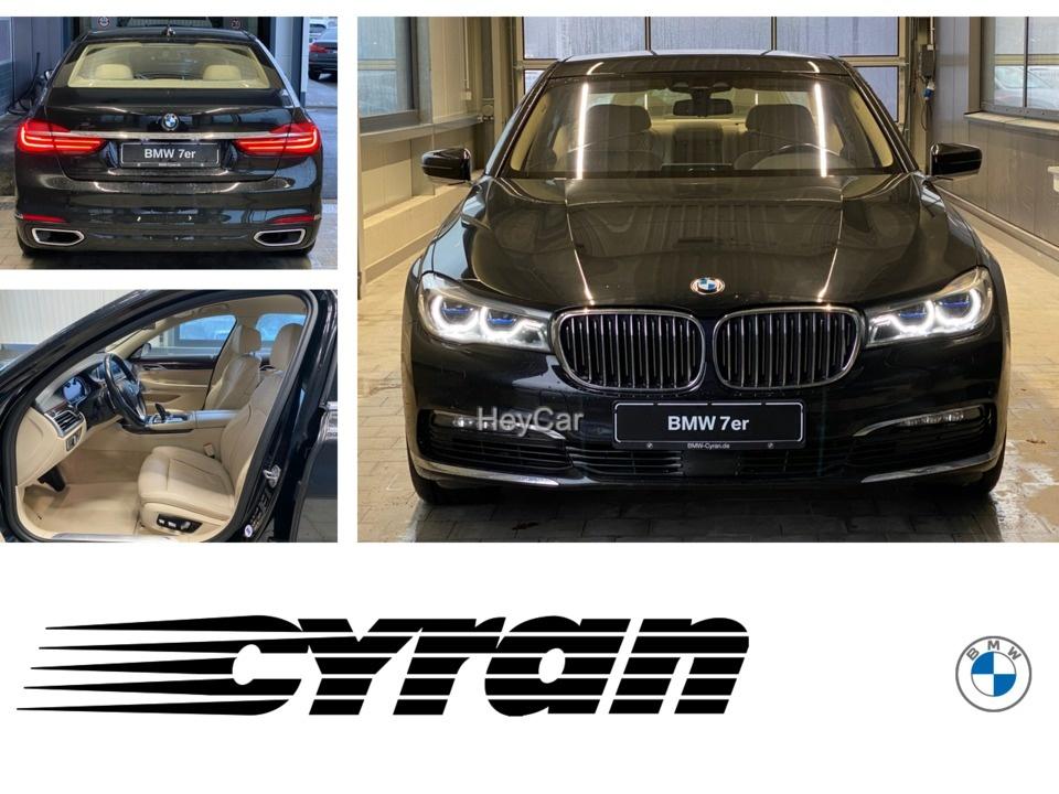 BMW 750d xDrive monatlich 499 EUR, Jahr 2017, Diesel
