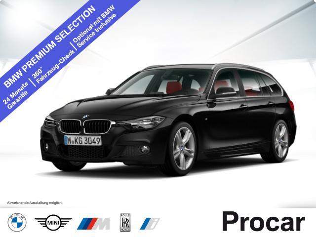 BMW 320i Touring M Sport Aut. Navi Business PDC RFT, Jahr 2016, Benzin
