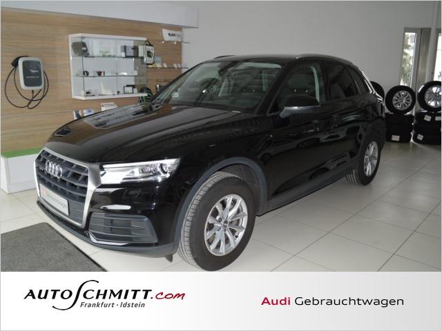 Audi Q5 2.0 TDI quattro S-tronic Navi Xenon Klima, Jahr 2018, Diesel