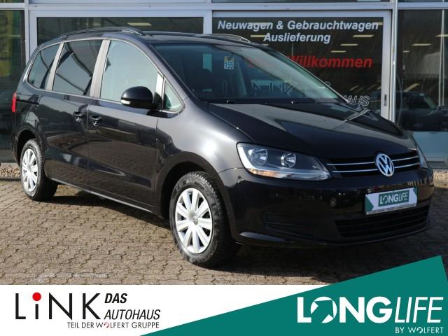Volkswagen Sharan 1.4 TSI Trendline AHK, Jahr 2014, Benzin