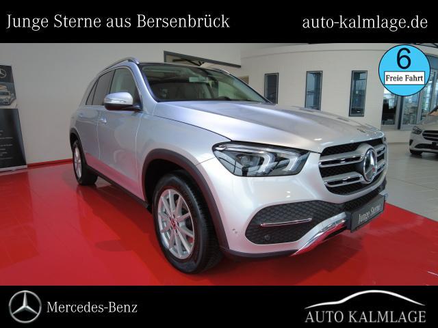 Mercedes-Benz GLE 300 d 4MATIC Navi+Pano.-Dach+AHK+LED+Kamera, Jahr 2019, Diesel