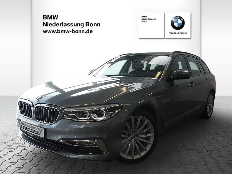 BMW 540i xDrive Touring Luxury Line, Jahr 2017, Benzin