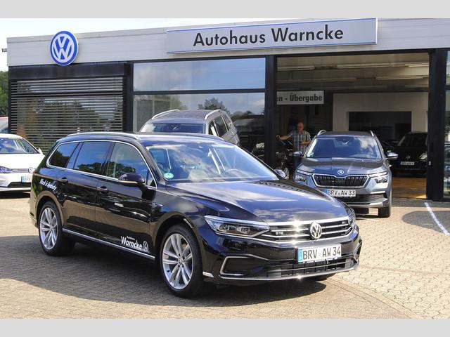 Volkswagen Passat GTE Variant 1.4 TSI DSG AHK ACC LED NAV LM PDC SHZ Anschl.-Gar., Jahr 2021, Hybrid