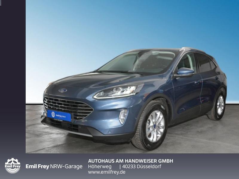Ford Kuga 1.5 EcoBoost TITANIUM X, Fahrerassistenz-Paket, WinterII, Jahr 2020, Benzin