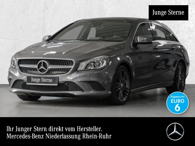 Mercedes-Benz CLA 220 CDI SB Urban Pano COMAND ILS Klimaautom, Jahr 2015, Diesel